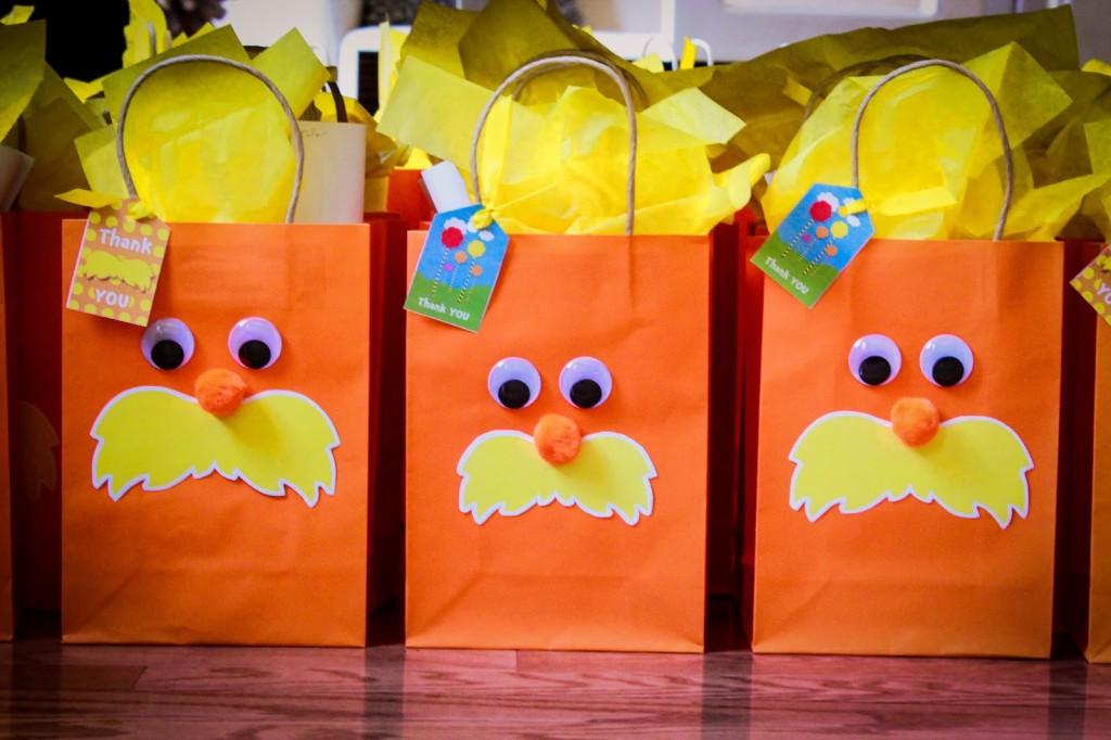 Lorak Goodie bags