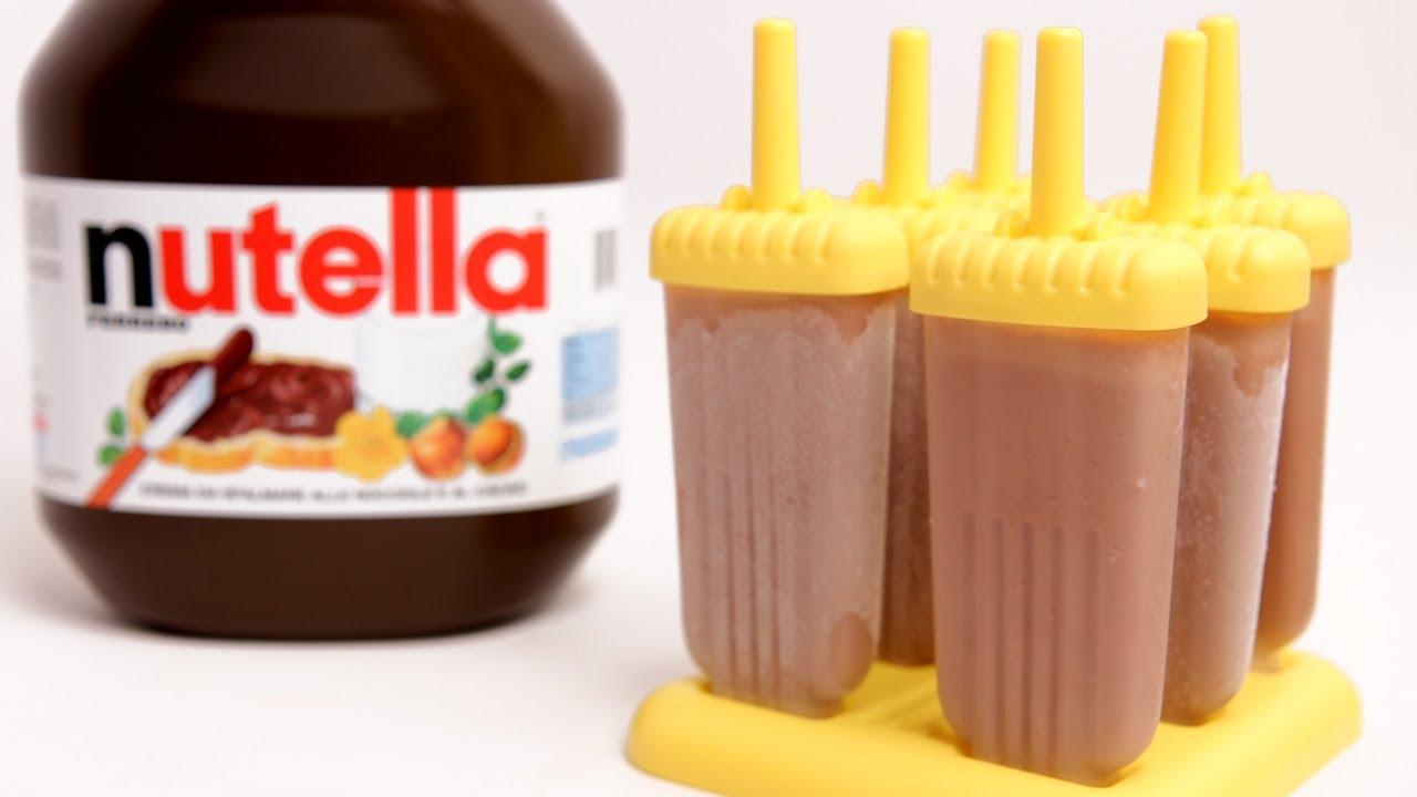 nutella pops