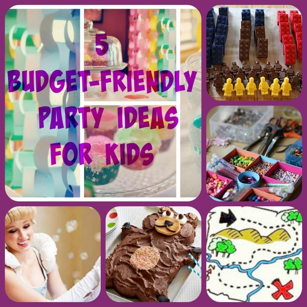 BUdget friendly ideas
