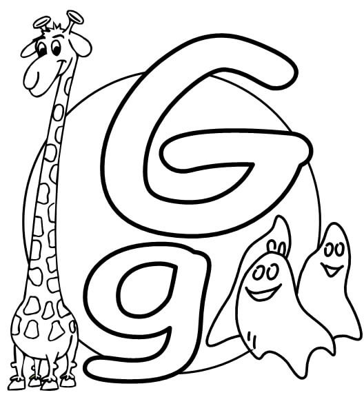 Pics Photos - Alphabet Letters G Printable Letter G Alphabets