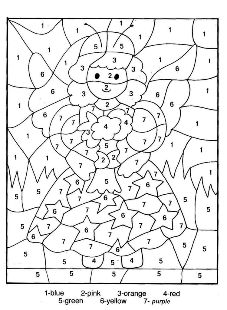 Printable Crafts - Coloring Pages