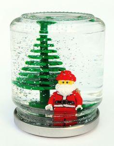 DIY Snow globe christmas gift