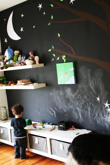 Chalk board idea 1