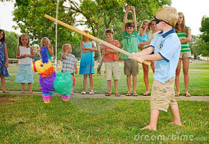 pinata game for all ages